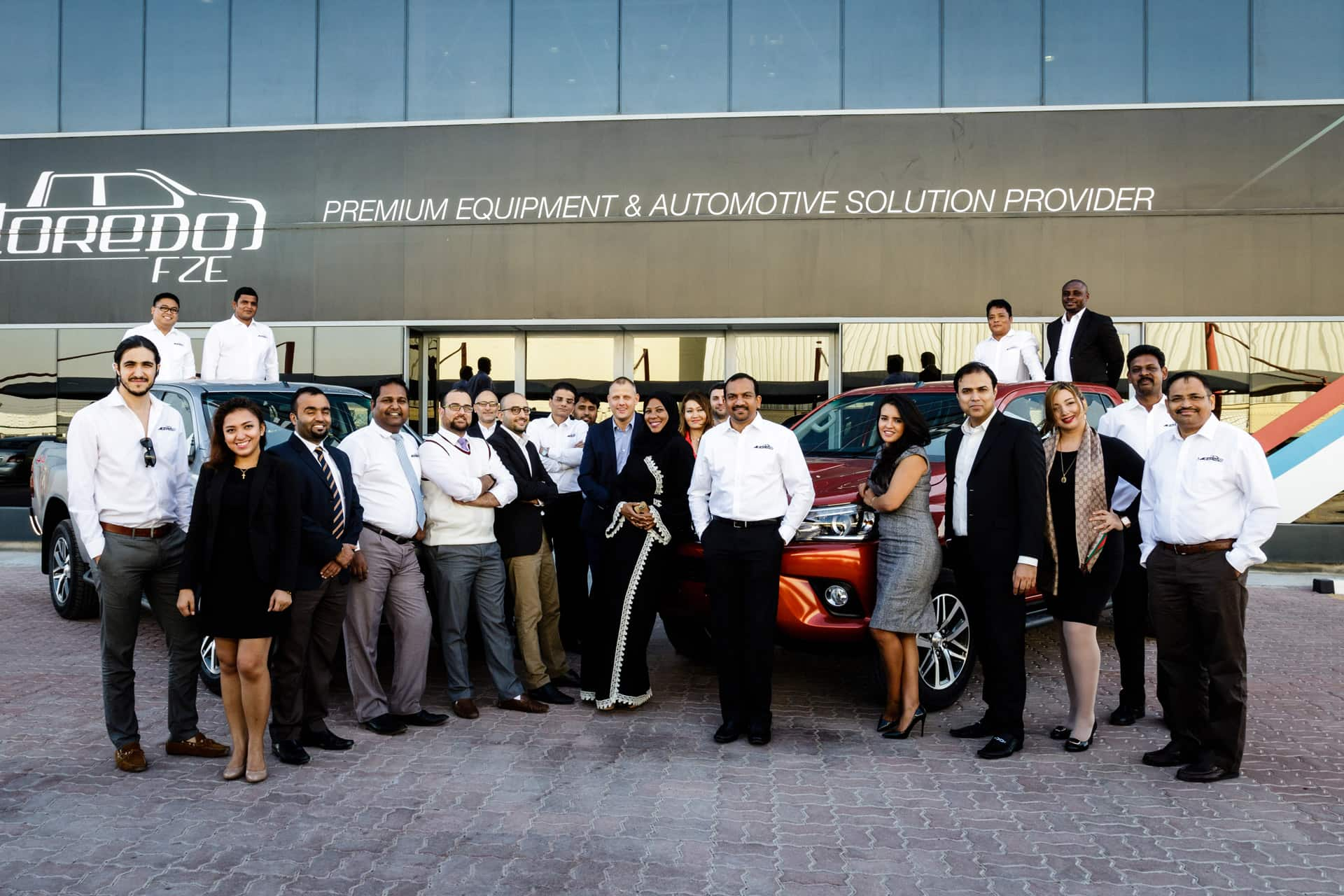 Image of Dubai Autoredo Team