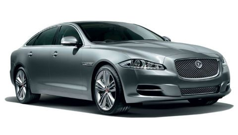 Europe Citadine & Berline Jaguar XJ