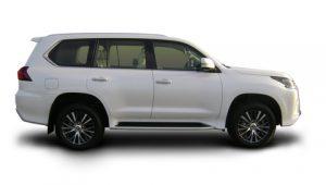 Lexus LX570 4WD V8 Luxury 5.7L
