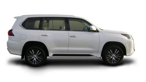 Vehicle SUV & 4WD Lexus LX570