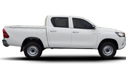 car TOYOTA HILUX DOUBLE CABIN