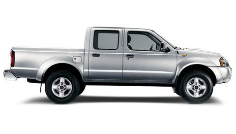 Export Nissan Hardbody