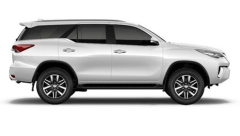 Transport Toyota Fortuner