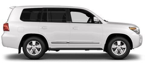 Shipping SUV & 4WD Toyota Land Cruiser 200