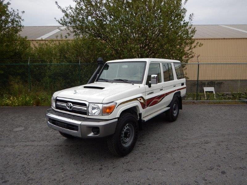 Toyota Land Cruiser VDJ76 Export Afrique
