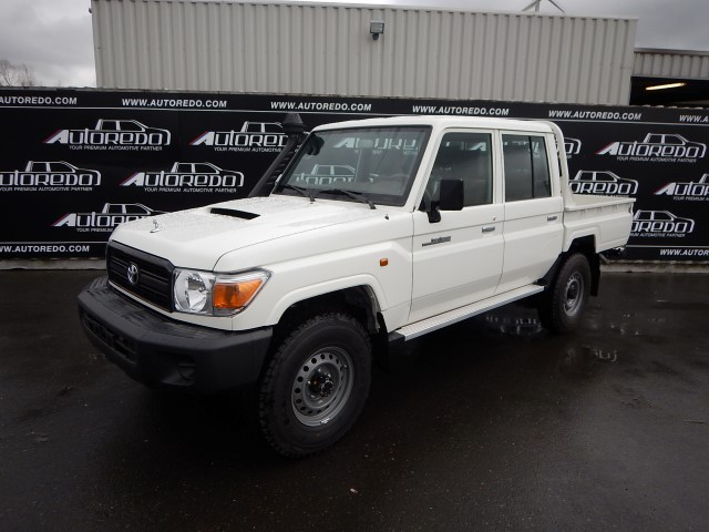 <a href='https://www.autoredo.com/fr/segment/vehicules/pick-up/' title='Export Pick-up'>Pick-up</a> Toyota Land Cruiser VDJ79