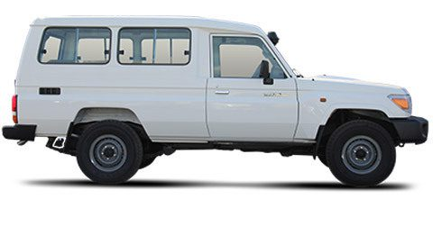 voitures Toyota Land Cruiser VDJ78