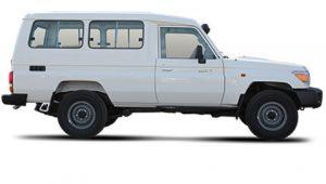 Toyota Land Cruiser VDJ78 Hardtop 4.5L