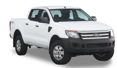 Tropicalisé Ford Ranger