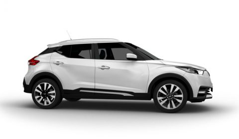 Tropicalisé Nissan Kicks