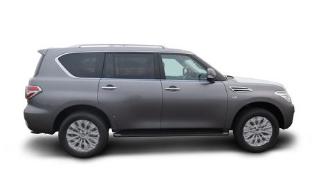 Vehicles SUV & 4WD Nissan Patrol