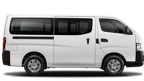 Belgium Nissan Urvan