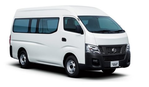Shipping Bus & Minibus Nissan Urvan