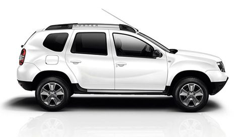 Exportation Renault Duster