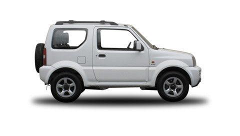 Véhicules SUV & 4X4 Suzuki Jimny