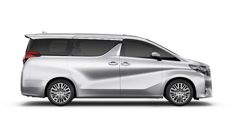 Véhicules Monospace Toyota Alphard