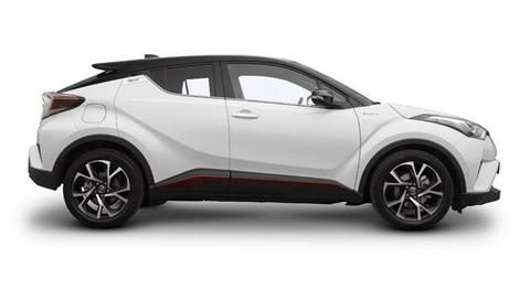 Tropicalized SUV & 4WD Toyota C-HR