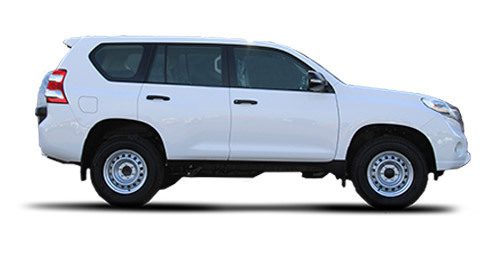 Europe Toyota Land Cruiser Prado