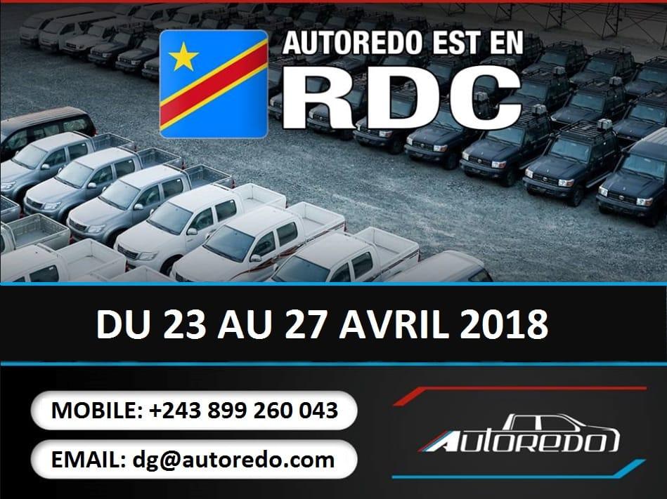 Autoredo in Democratic Republic of the Congo