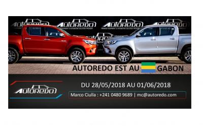 Autoredo est au Gabon