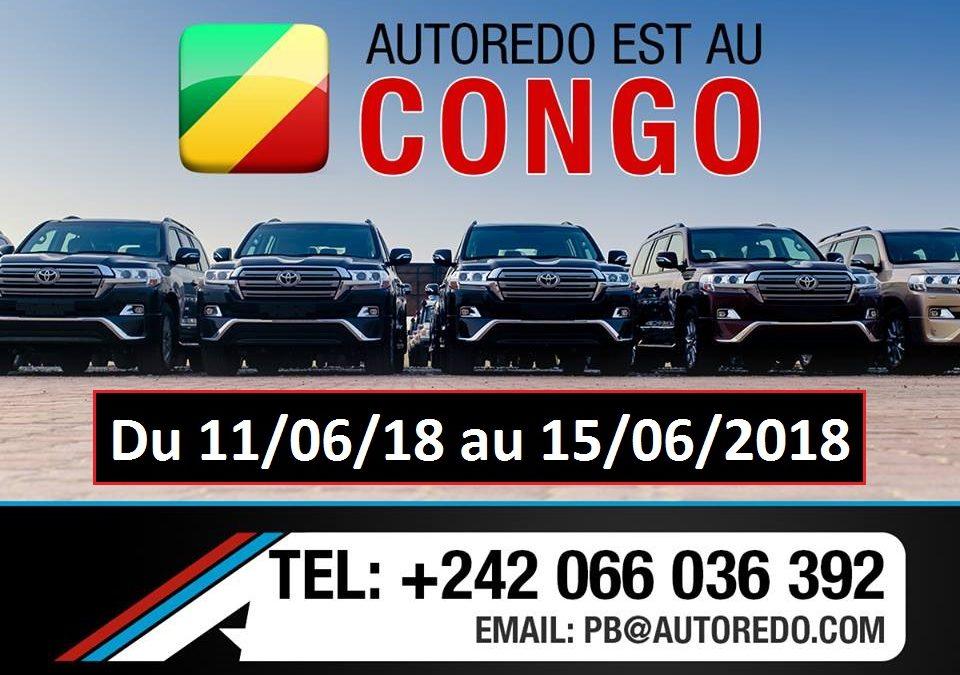 Autoredo est au Congo