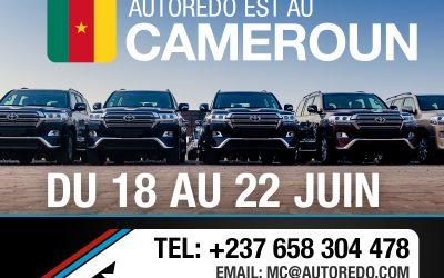 Autoredo est au Cameroun