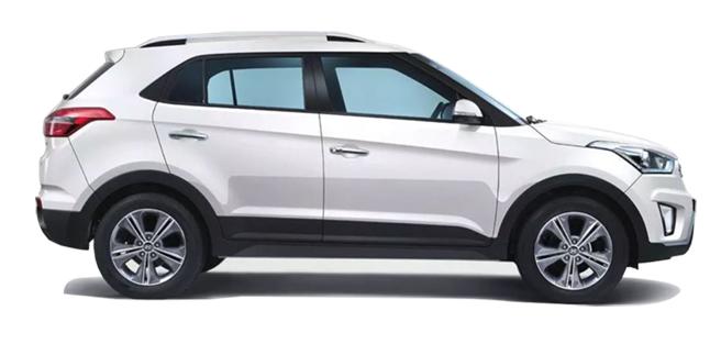 Import SUV & 4X4 Hyundai Creta