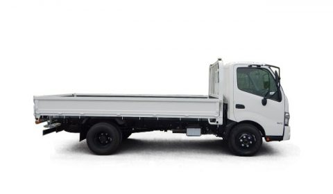 Shipping New Utility Vehicle HINO 300