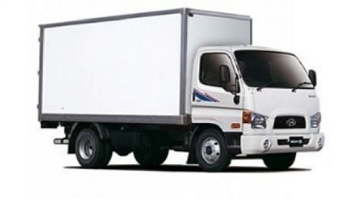 Shipping Converted Vehicle Hyundai HD72