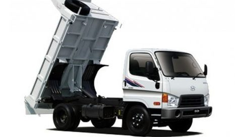 Importation New Utility Vehicle Hyundai HD65
