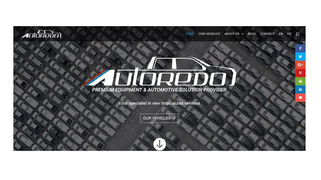 Autoredo has a new website!