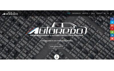 Autoredo has a new website!