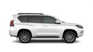 Toyota Prado Car Export Africa