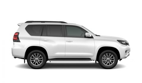 Middle-East Toyota Land Cruiser Prado