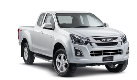 Import Pick-up Isuzu D-Max