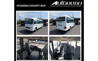 HYUNDAI COUNTY 30 SEATS