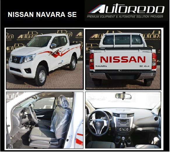 Special Offer Nissan Navara SE