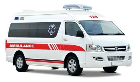 Vehicle Toyota Hiace