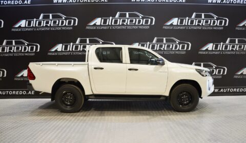 Brussels Listings TOYOTA HILUX