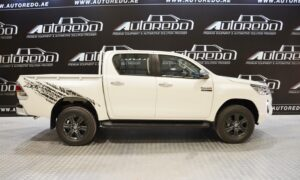 TOYOTA HILUX Car Export Africa