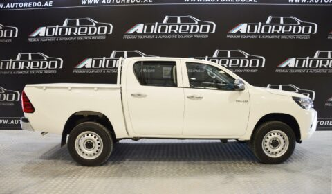 Export TOYOTA HILUX