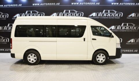 Vehicles Listings TOYOTA HIACE