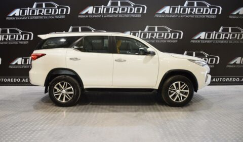Exportation Listings TOYOTA FORTUNER