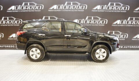 Tropicalized Listings TOYOTA FORTUNER