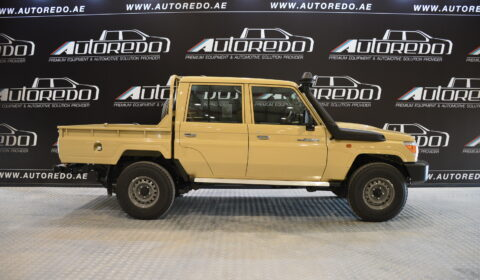 Europe Listings TOYOTA LC PICK UP GRJ79