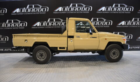 Africa TOYOTA LC PICK UP GRJ79