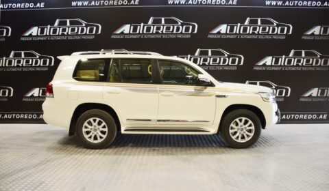 Transportation TOYOTA LAND CRUISER 200