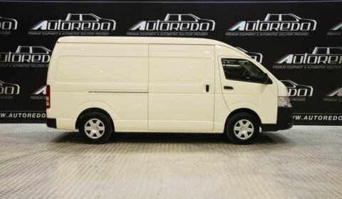 Tropicalised Listings TOYOTA HIACE