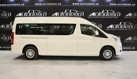 Exportation Listings TOYOTA HIACE