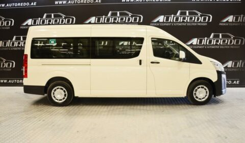 car Listings TOYOTA HIACE
